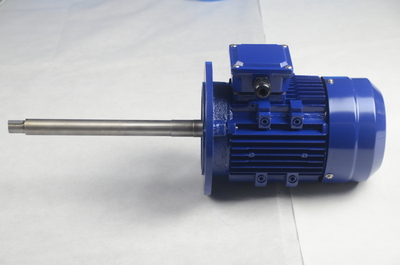 Stainless steel draft motor